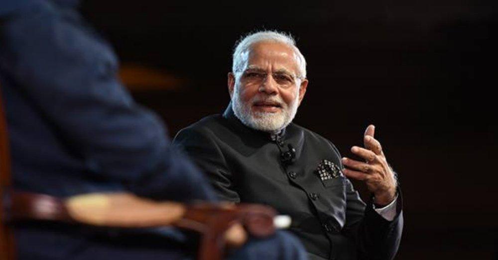 प्रधानमंत्री नरेंद्र मोदी, फोटो साभार- फेसबुक पेज
