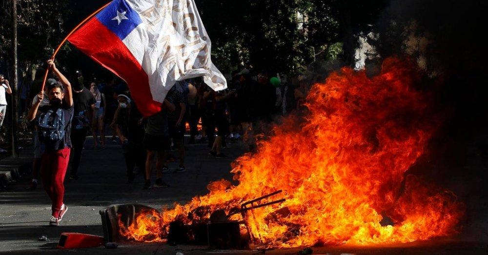 Chilli Protest