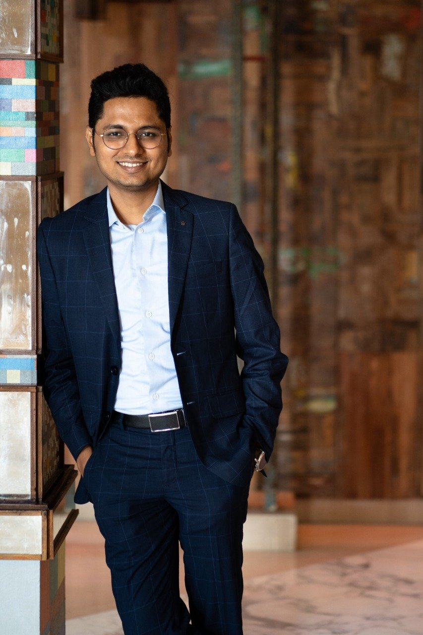 Naren Krishna, Founder and CEO of Equiv.in & Stockroom.io