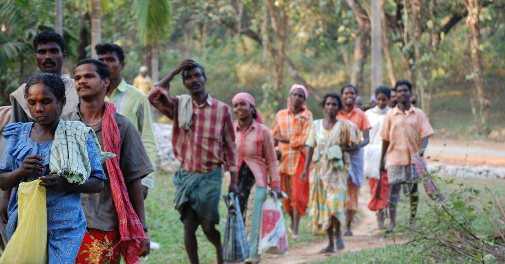 आदिवासी समुदाय