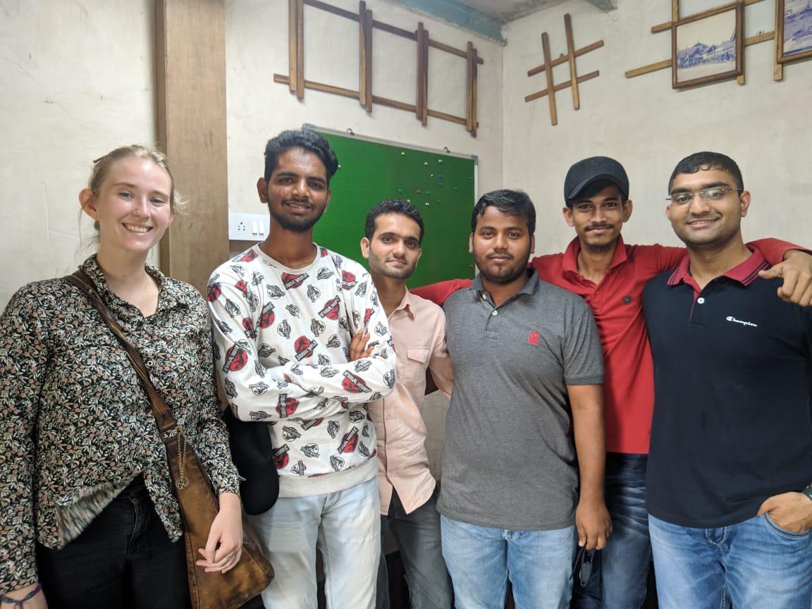 Vivek at Dharavi