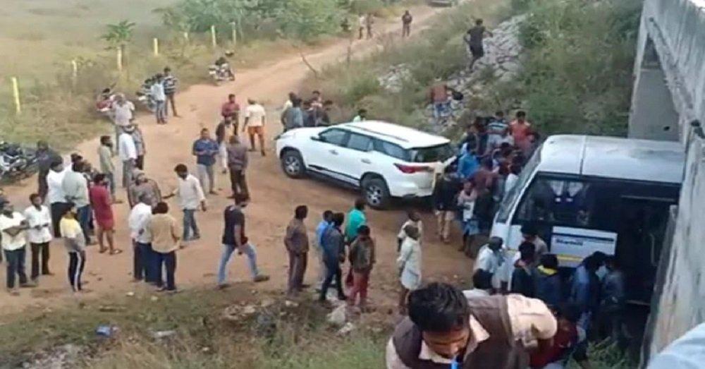 हैदराबाद रेप केस के आरोपी का एनकाउंटर