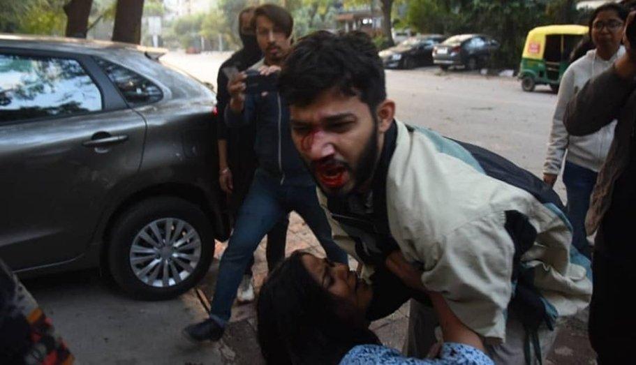 Shaheen Abdulla Jamia protest