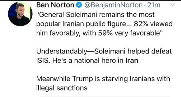 US airstrike killed Iran Commander