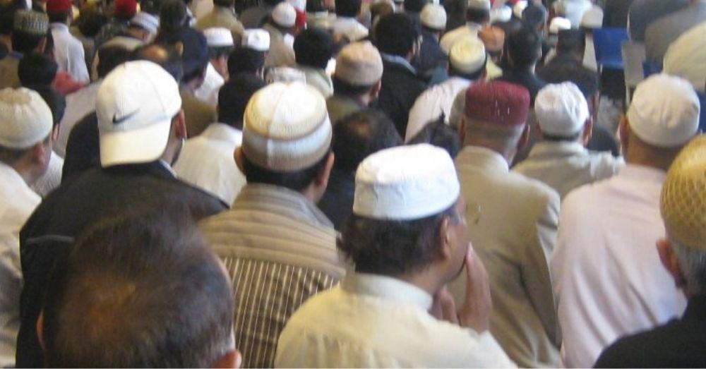 मुस्लिम समुदाय के लोग। प्रतीकात्मक तस्वीर- फोटो साभार- Flickr