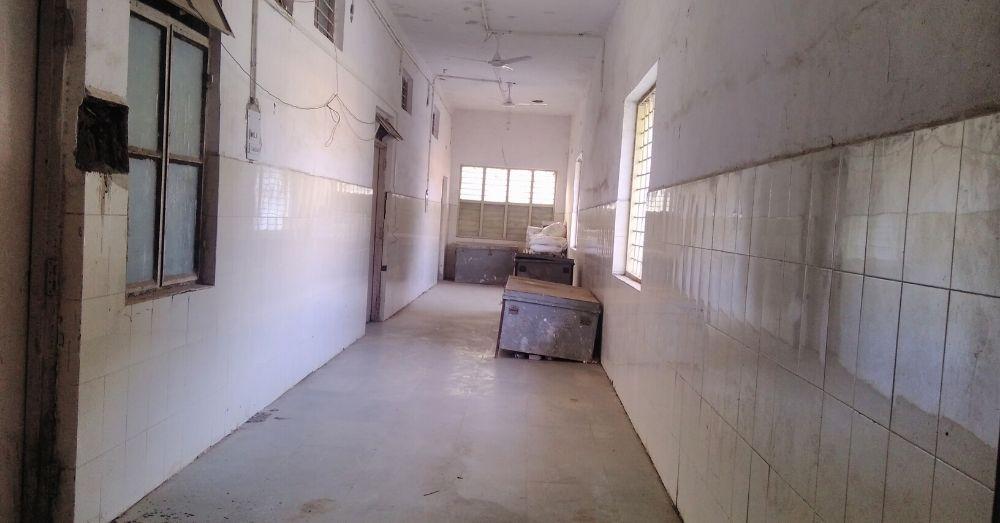 मध्यप्रदेश के गैरतगंज अस्पताल में सुविदाओं की कमी
