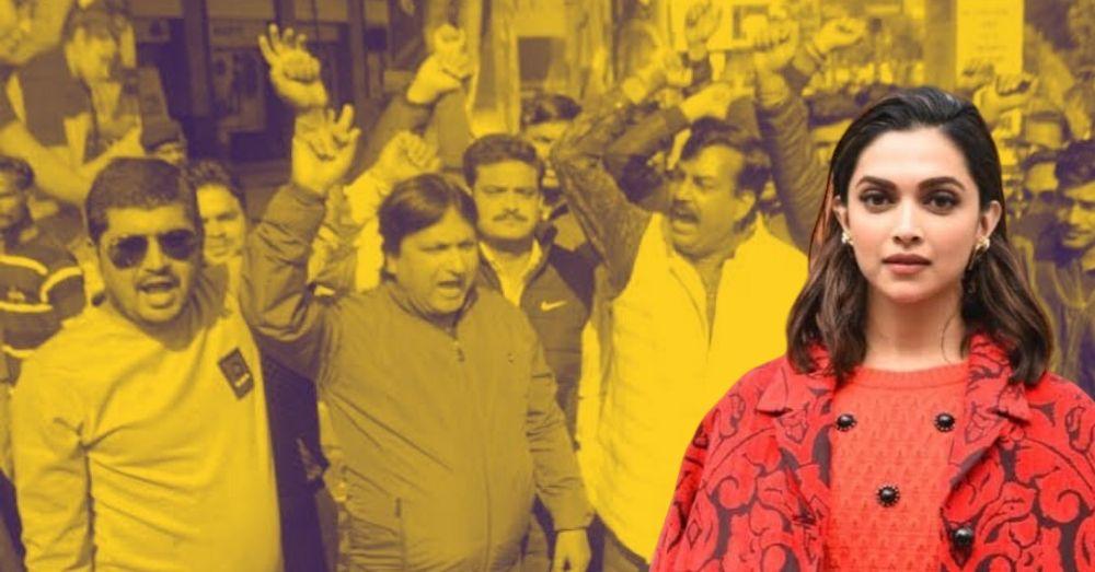 दीपिका पादुकोण की फिल्म छपाक का विरोध