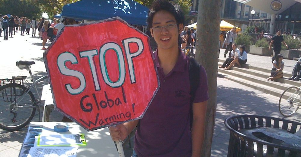 ग्लोबल वॉर्मिंग
