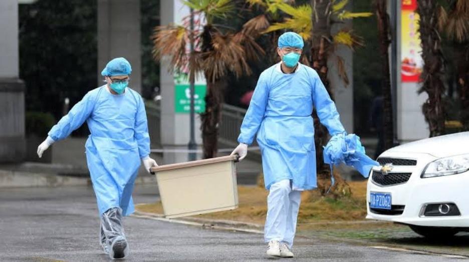 coronavirus outbreak china