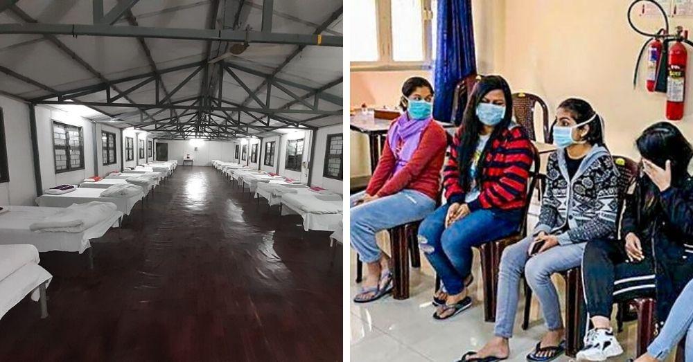 Quarantine centre