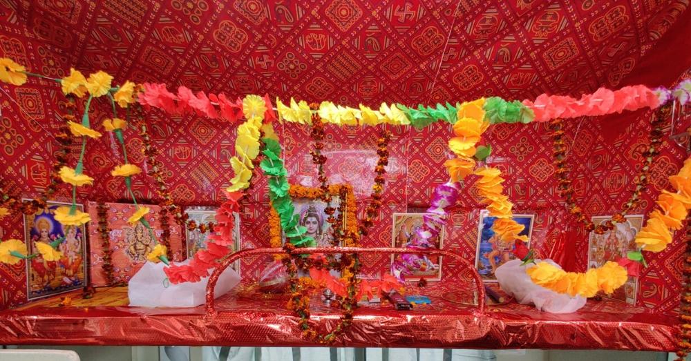 महाकाल एक्सप्रेस में शिव भगवान की सीट