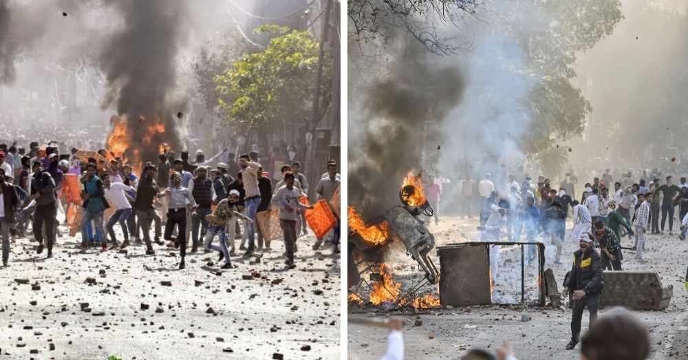 North East Delhi violence