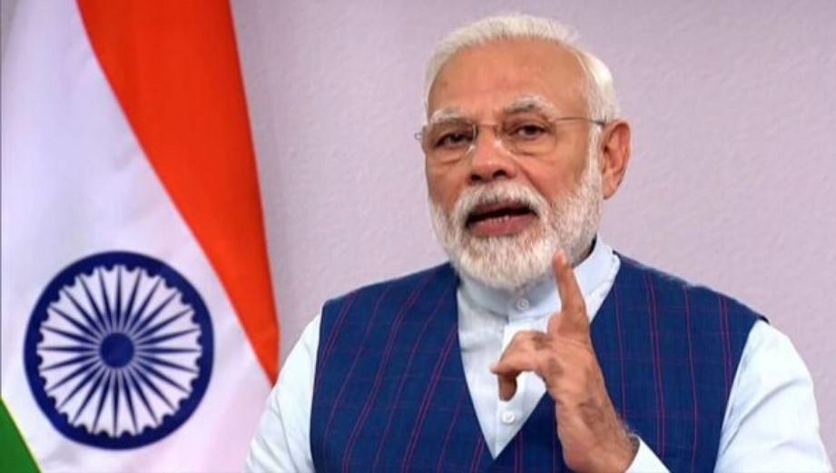 PM Modi 8 pm adress