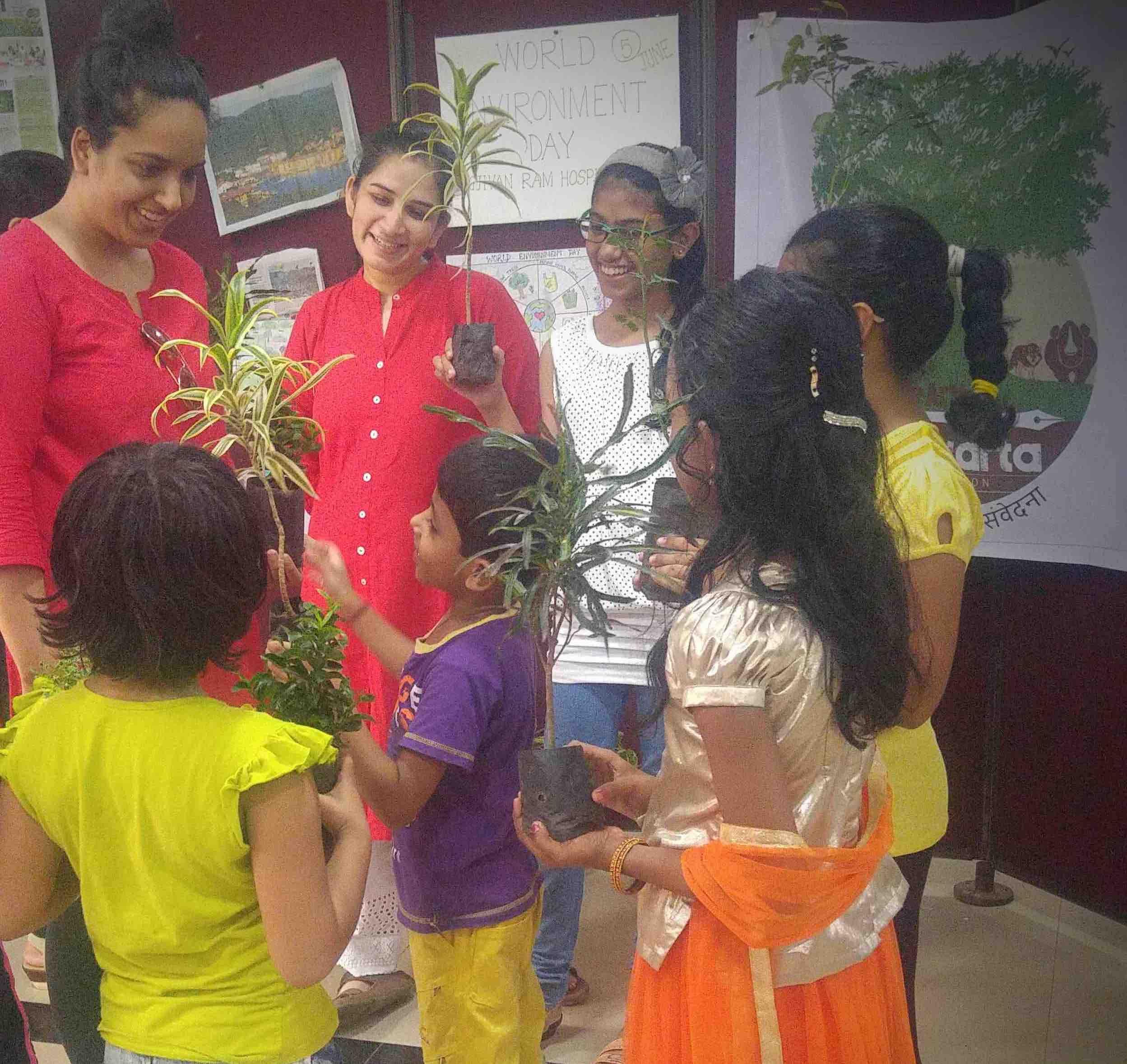 eSF's Sentinels Program on World Environment Day
