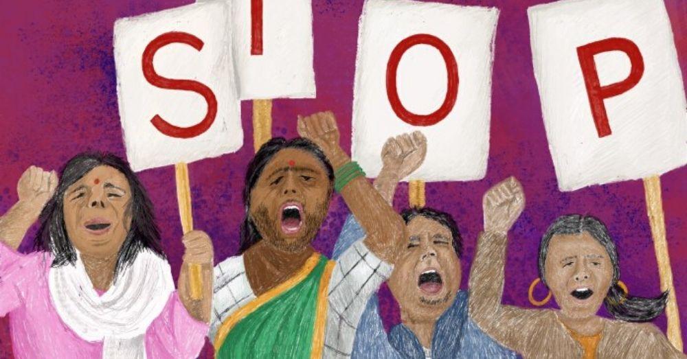 Violence Against Women Amid Lockdown