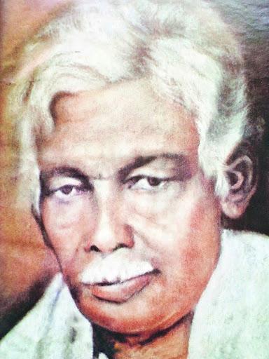 Pandit Raghunath Murmu, the inventor of the Olchiki script| Image source: rammurmu.blogspot.com