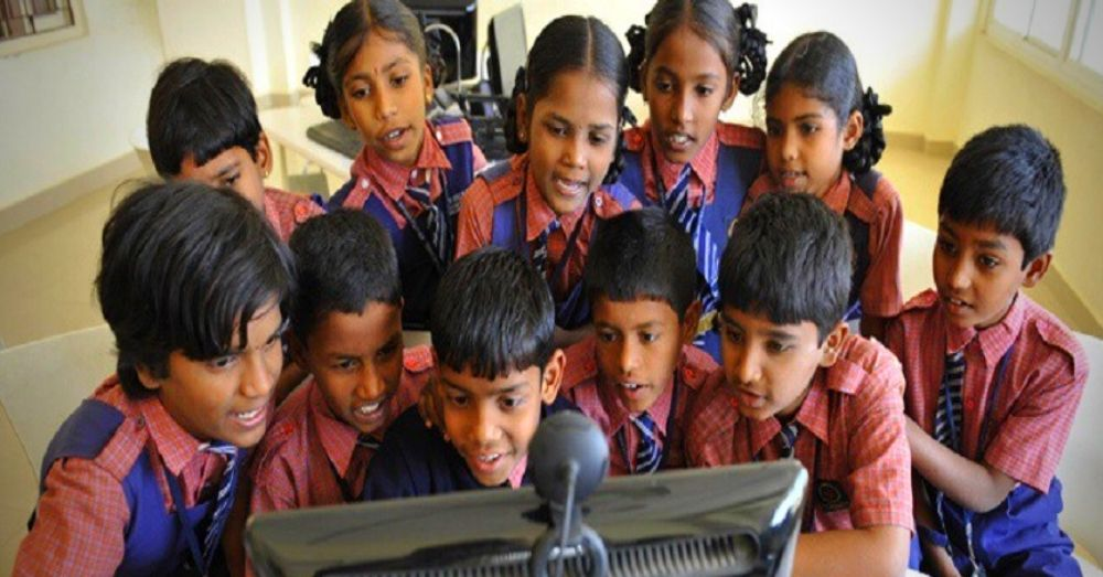 online education india