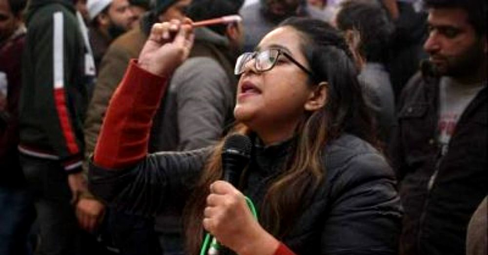 safoora, UAPA, delhi police, delhi roits, jamiya, saheen bagh, social media