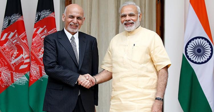 ashraf ghani and modi
