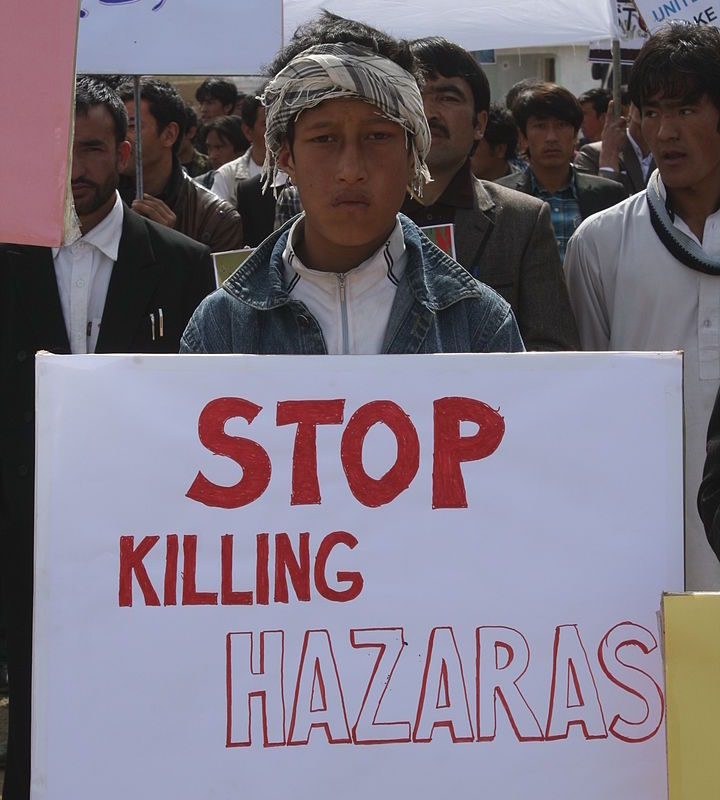 hazaras protest