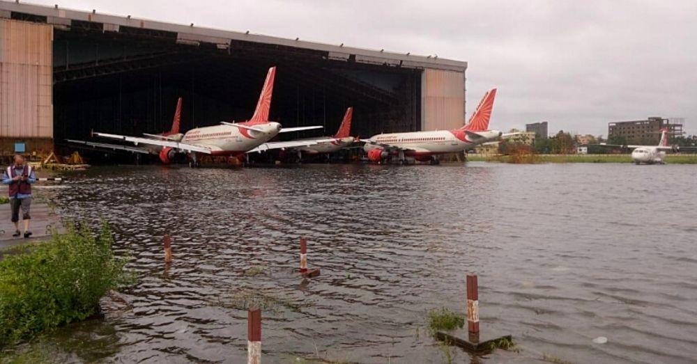 kolkata airport after amphan