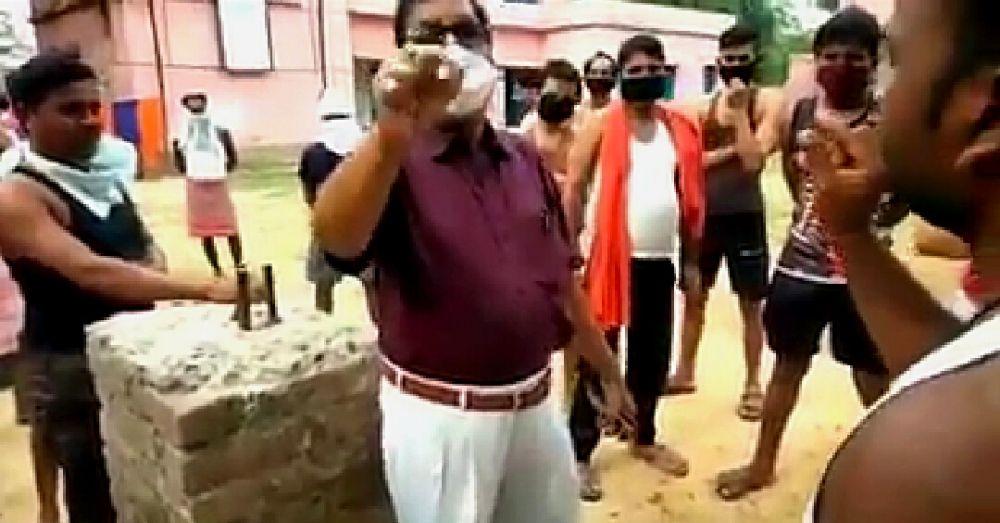 condition of Bihar's Quarantine Centers