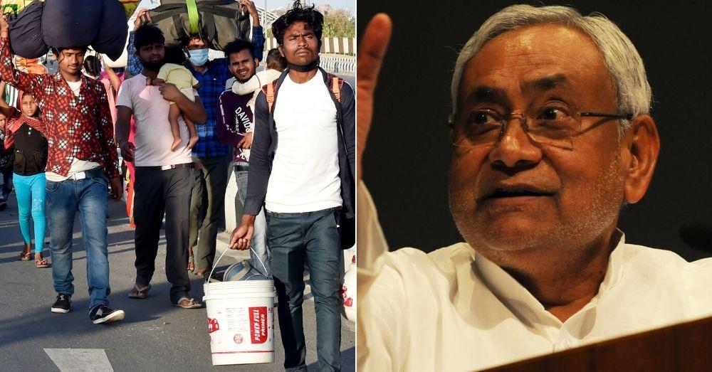 Problems Of The Migrant Labourers Of Bihar