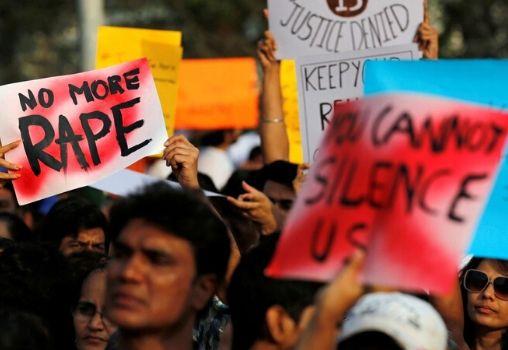 No More Rape