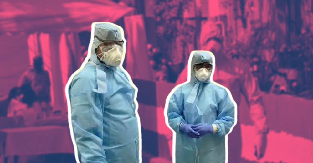 Aiims Save male nurses