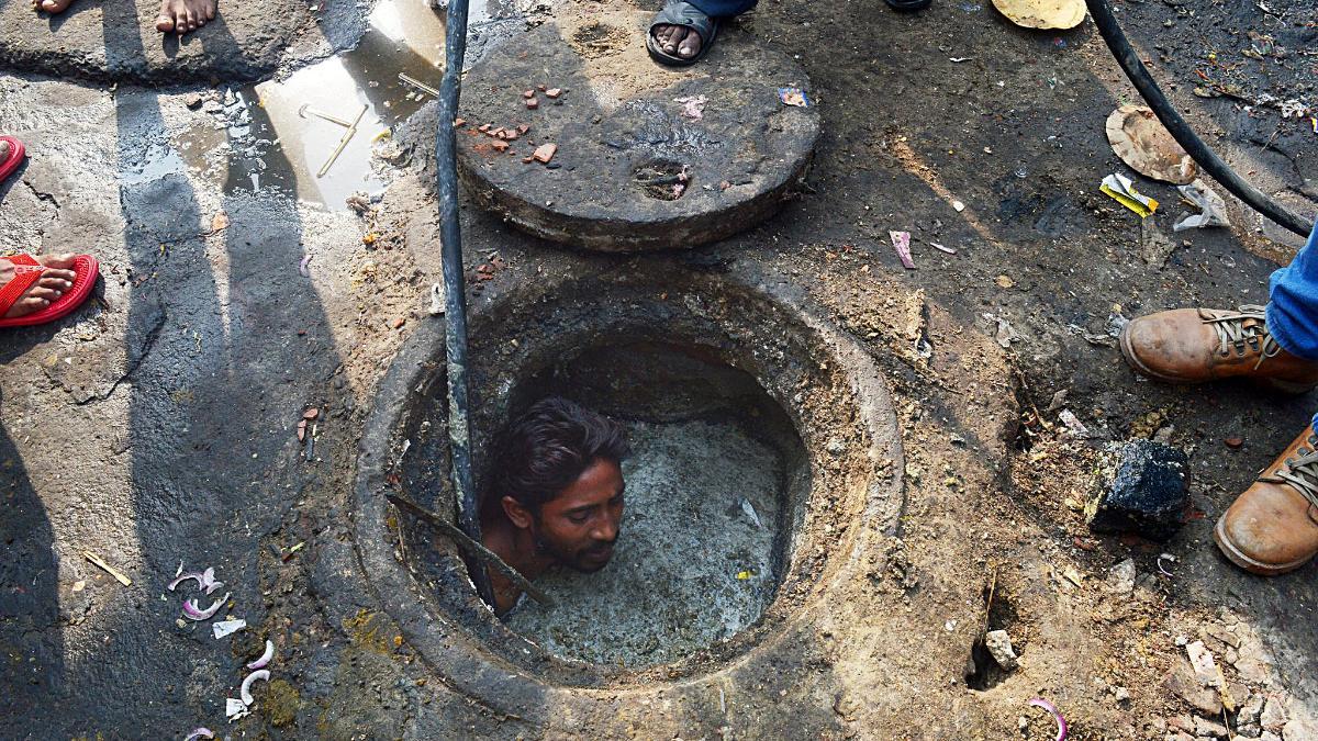 Manial Scavenging/ caste discrimination