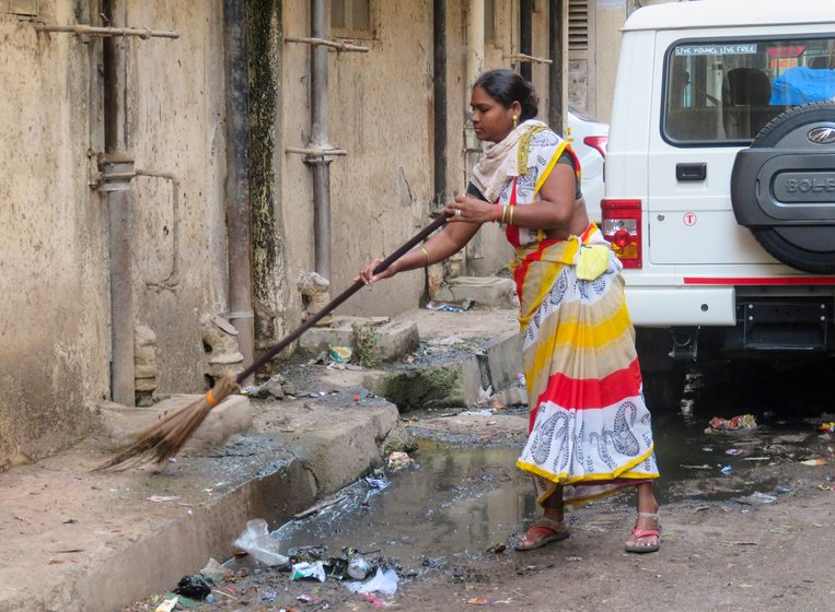 Impact of covid on manual scavengers