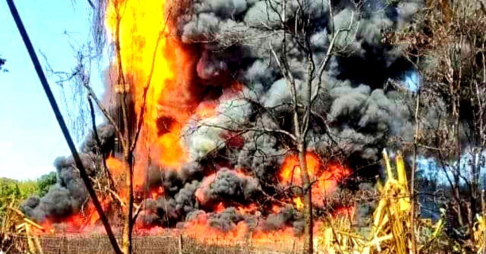 Assam Gas Leakage Tinsukiya