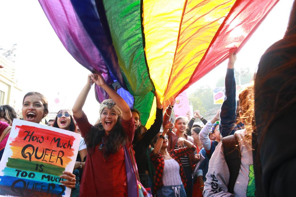 LGBT Pride In Kolkata