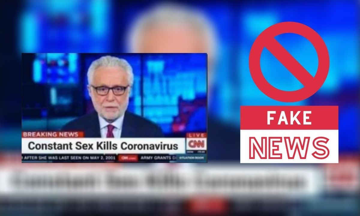 wolf blitzer fake news