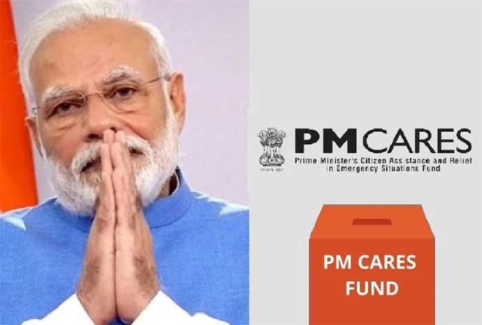 PM CARES Poster