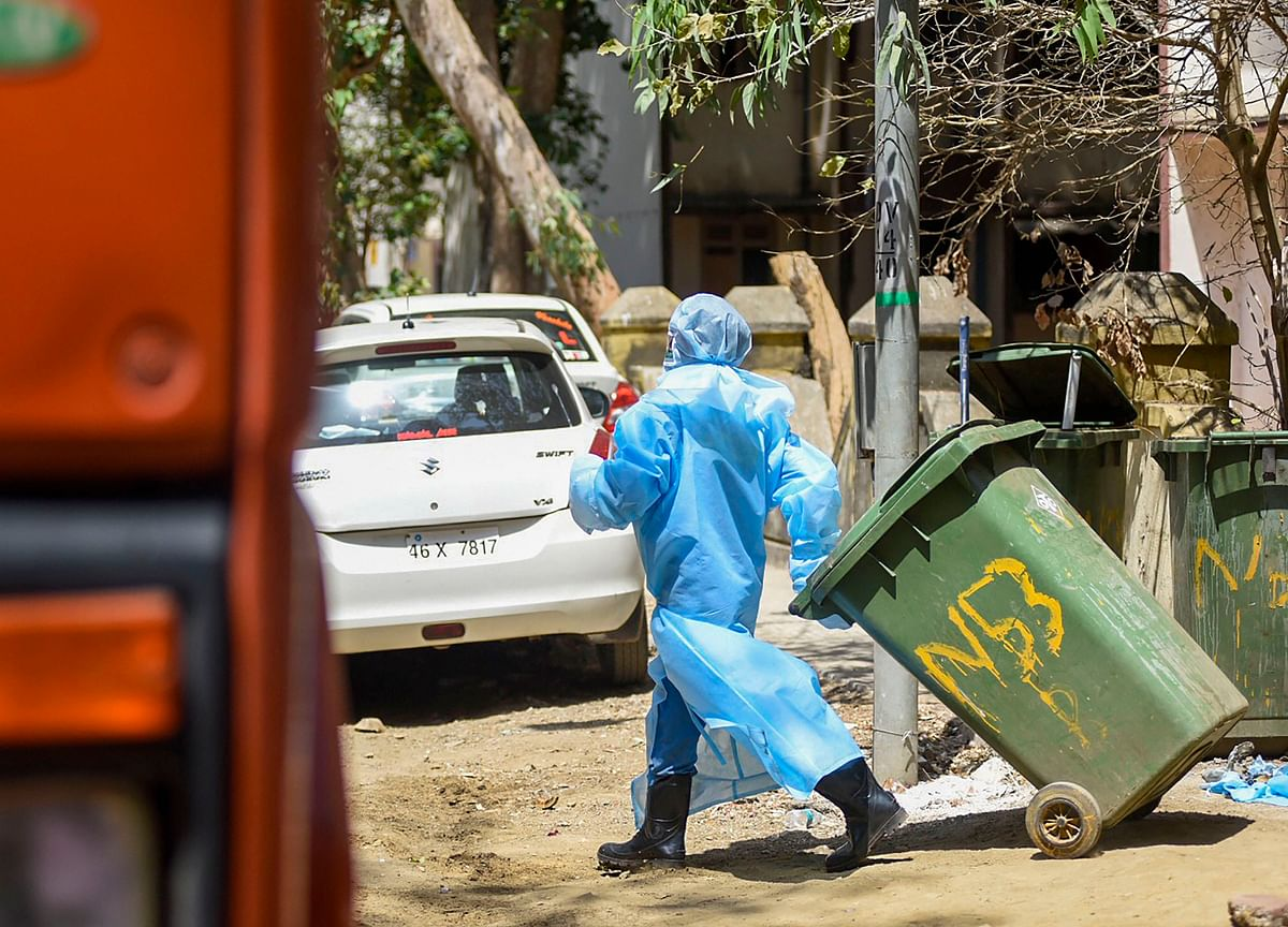 Sanitation workers: Covid-19
