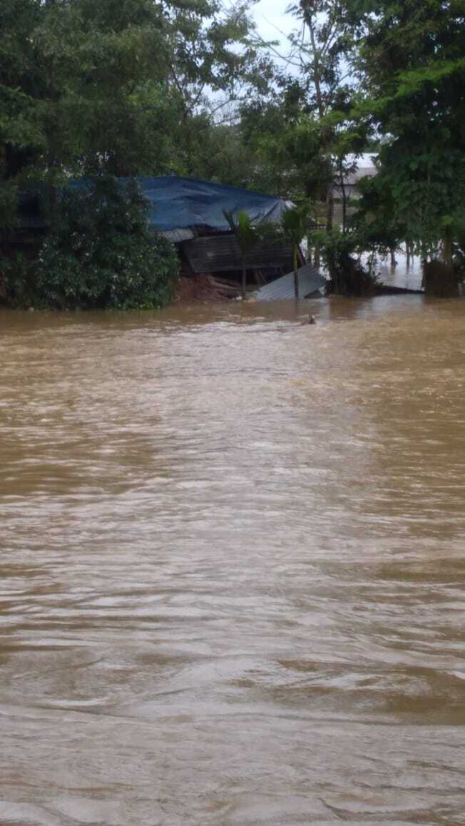 There has been incessant rainfall across the northeast region including Assam