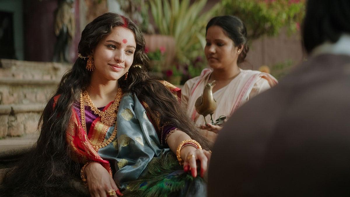 Bulbbul as Thakurain