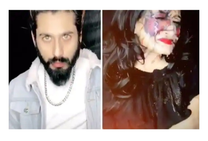 Popular Tiktoker Faisal Siddiqui posted problematic content promoting acid attack