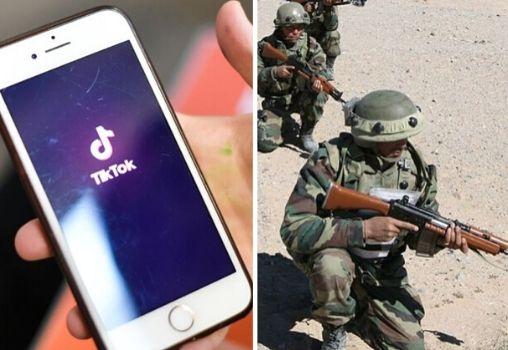 china ladakh border unrest tik tok app banned in india