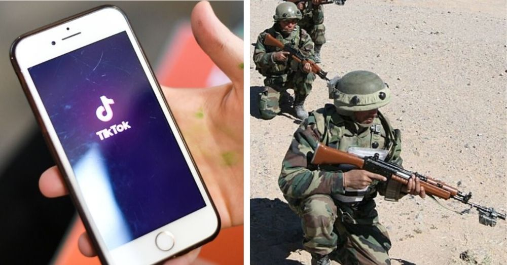 china ladakh border unrest tik tok app banned in india