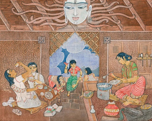Status of Indian Women in the Vedic Period