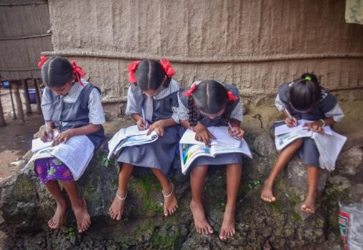 covid impact on girls education in india
