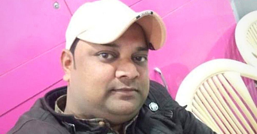 Vikram Joshi journalist