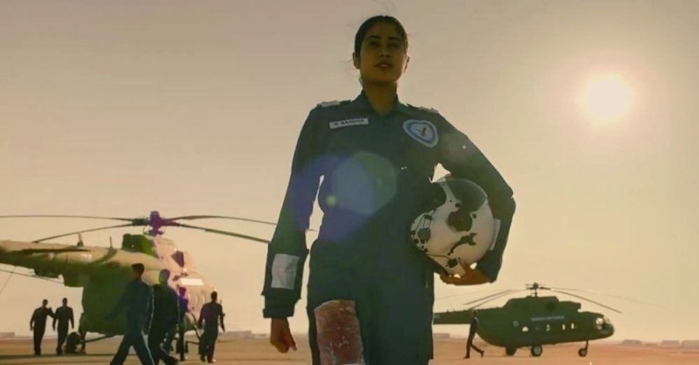 Gunjan Saxena: The Kargil Girl film review
