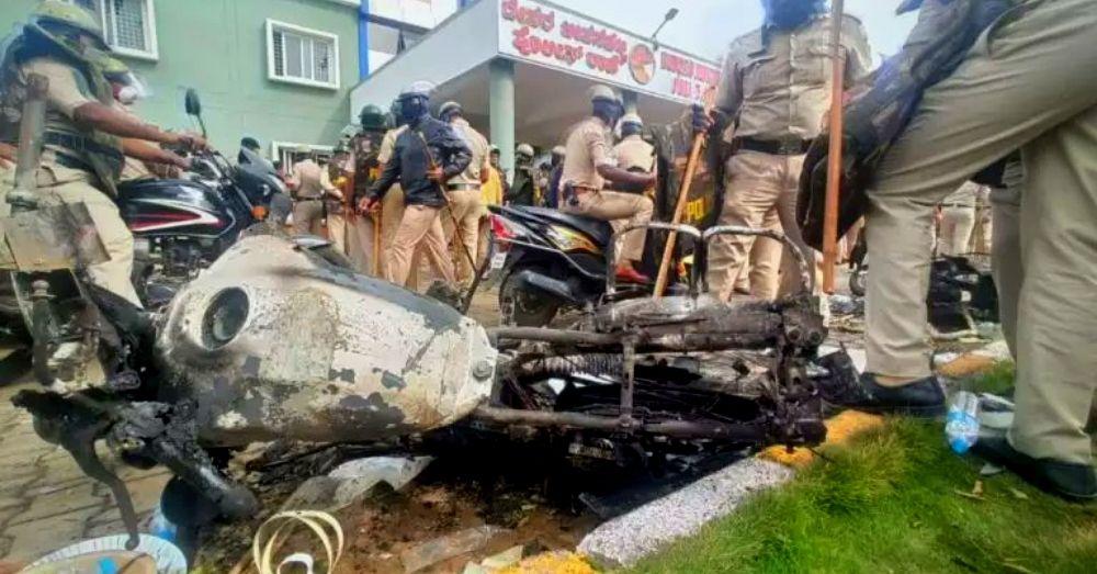 Bangalore Riots