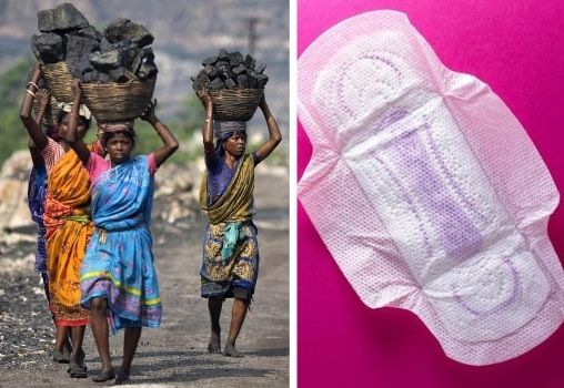 women labourers working during periods, menstrual leave policy