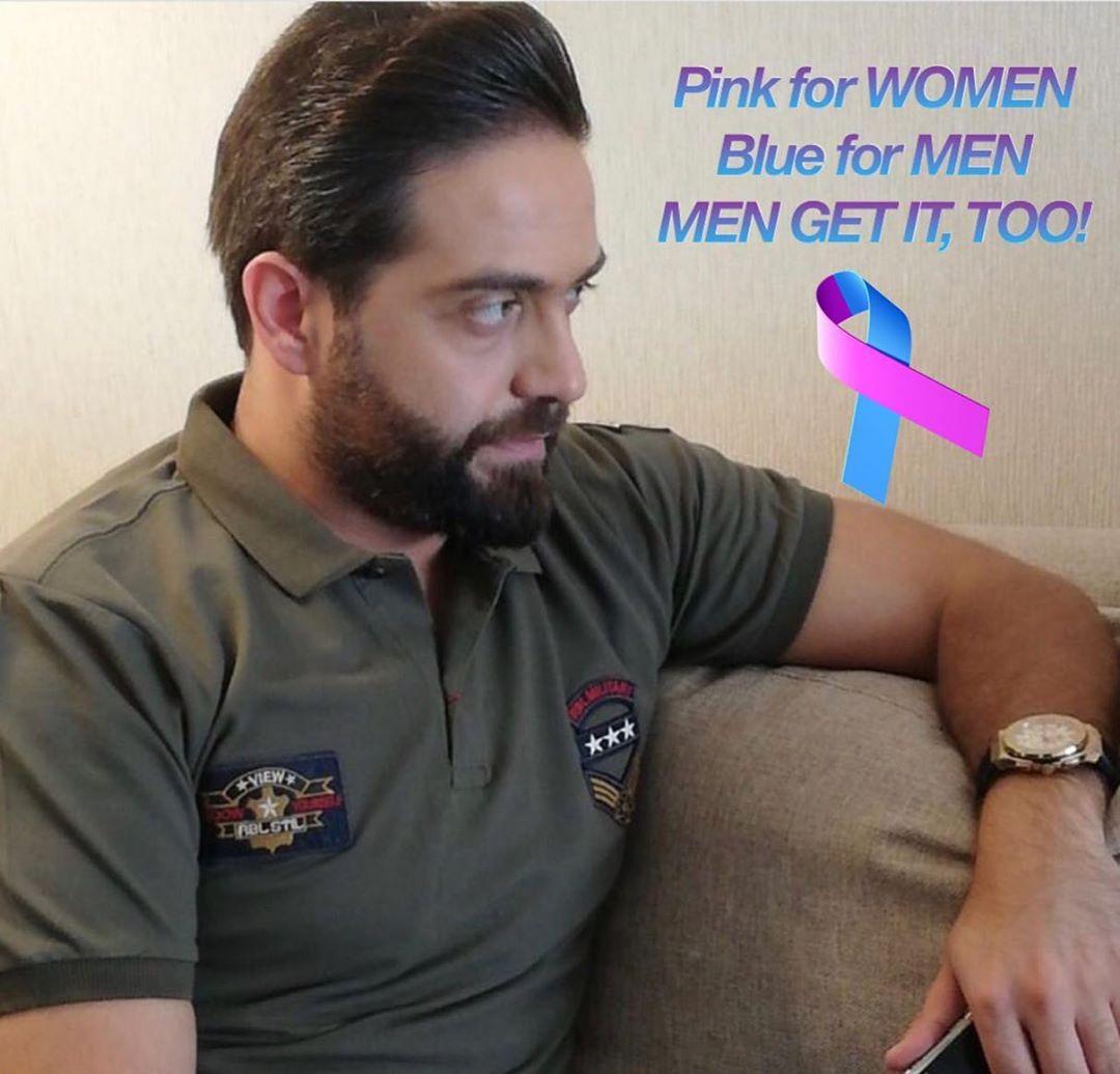 Men Breast Cancer