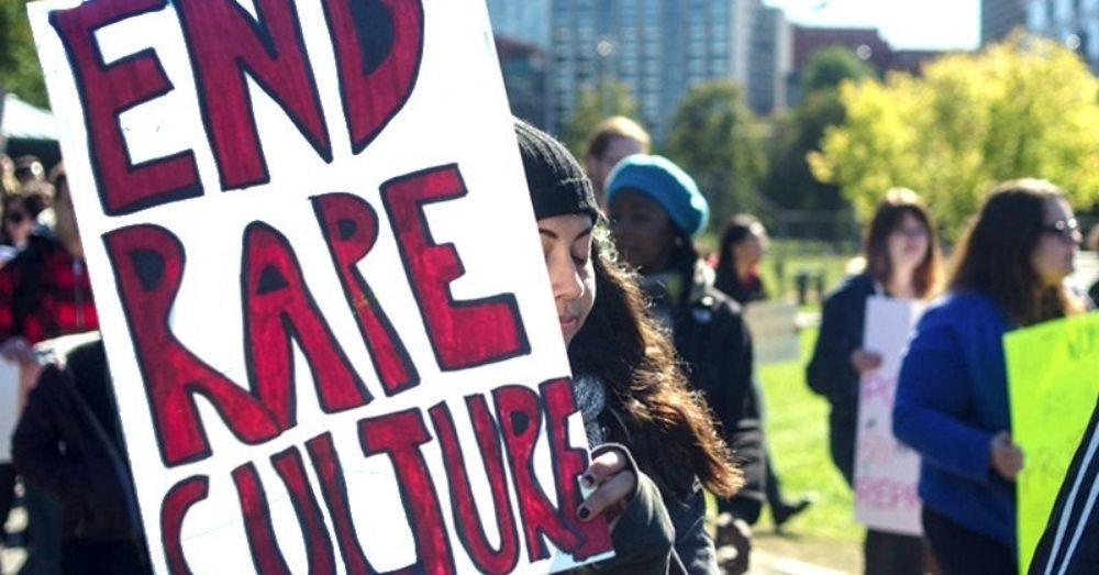 protest rape culture