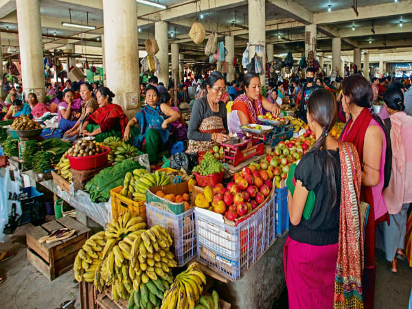 Manipur All Women's Market